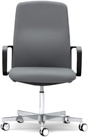 Temps 3765 - moderne bureaustoel met armleggers-3