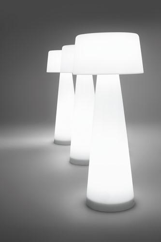 Time Out - Geheel kunststof staande outdoor vloerlamp-2