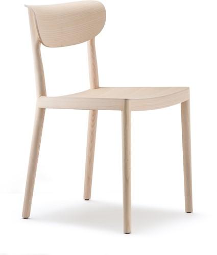 Tivoli 2800 - klassieke houten design stoel in moderne uitvoering