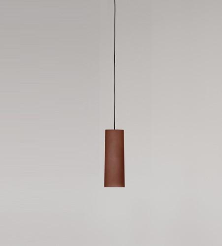 TO.BE L006S/B hanglamp - grote hanglamp met mat afgewerkte kunststof kap