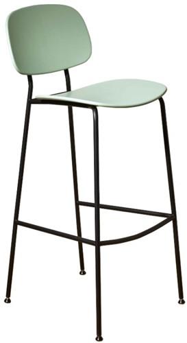 Tondina Pop Kruk - design kruk met ronde vormen en minimalistisch frame