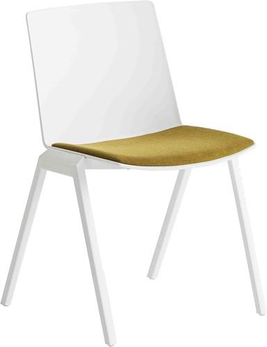 Opdekstoffering Vertica stoel - Zitting gestoffeerd