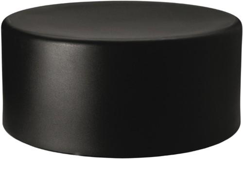 Wow 470 - kunststof ronde poef/ bijzettafel