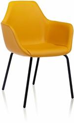 Y-Chair 2090-UPH - gestoffeerde kuipstoel