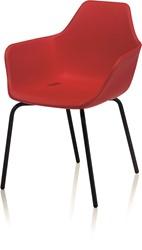 Y-Chair 2090 - stapelbare kunststof kuipstoel