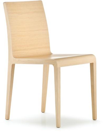 Young 420 - geheel houten design stoel