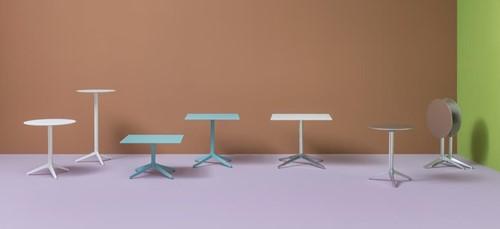 Coloured Tafels - one-colour gekleurde terras tafels -3
